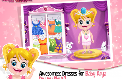 Baby Arya Party Dress Up Play Now!