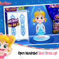 Baby Arya Frozen Dress Up Play Now!