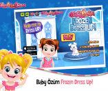 Baby Frozen Dress Up