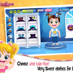 Baby Frozen Dress Up Play Now!