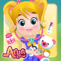 Baby Arya Teddy Doctor Game