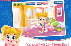 Baby Arya Teddy Doctor Game (1)